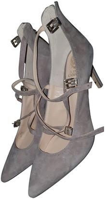 Vince Camuto Beige Pony-style calfskin Heels