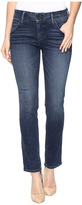 Hudson Collin Mid-Rise Skinny in Moonshine