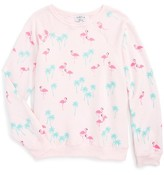 Wildfox Couture Girl's Everglades Sweatshirt