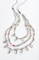 J. Jill Beaded Petal Necklace