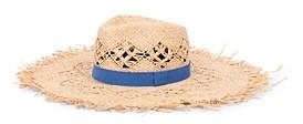 Rag & Bone Frayed Raffia Sun Hat