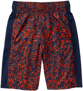 Gymboree Red & Black Camo Active Shorts - Boys
