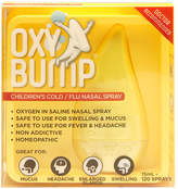 Oxy Bump Children's Cold/Flu Nasal Spray 120 Sprays