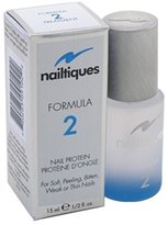 Nailtiques Formula 2 Nail Protein 0.5oz (2 Pack)