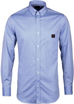 Paul & Shark Sky Blue Chambray Shirt