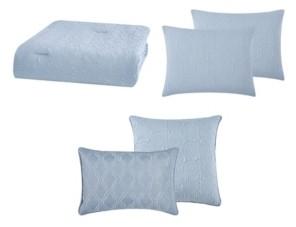Style 212 Daisy Textured Twin Xl Comforter Set Bedding