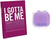 Knock Knock 'Believe' Compact & 'I Gotta Be Me' Journal