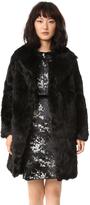Marc Jacobs Alpaca Fur Coat