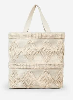 Dorothy Perkins Womens **Pieces Natural 'Billen' Bag