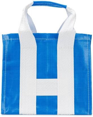 Comme des Garçons Shirt Large Shopping Bag