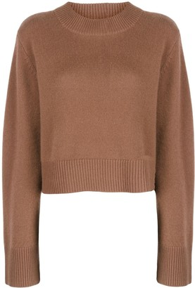 Co Oversized Cashmere Jumper