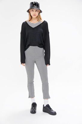 Urban Outfitters Gaia Side-Zip Pinup Pant