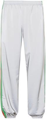 Gucci Reflective Shell Track Pants - Mens - Silver