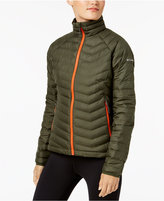 Columbia Oyanta Trail Insulated Puffer Jacket
