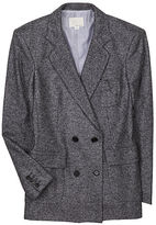 Boy by Band of Outsiders / Long Double-Breasted Blazer