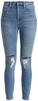 Ksubi Killer Krushed Hi-Rise Skinny Jeans