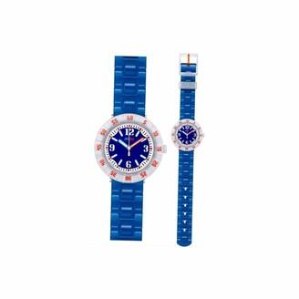 Flik Flak FlikFlak Unisex Child Analogue Quartz Watch with Plastic Strap FCSP058