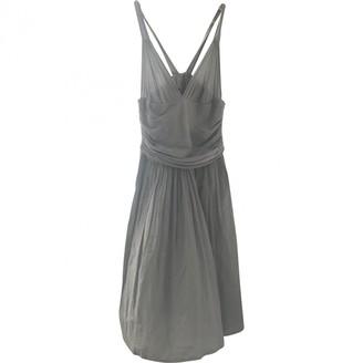 agnès b. Grey Linen Dress for Women