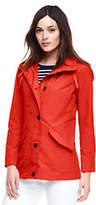 Lands' End Women's Tall StormRaker Jacket-Sweet Persimmon