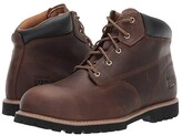 Timberland Gritstone 6 Steel Safety Toe (Brown Leather) Men's Work Boots