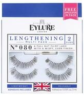 Eylure Naturalities Super Full False Eyelashes 2 Pair - 080