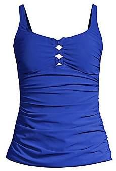 Gottex Swim Women's Bow Detail Tankini Top