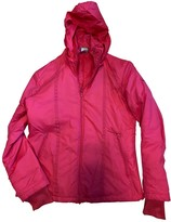 Nike Pink Polyester Jackets