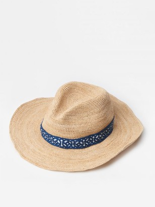 J.Mclaughlin Mary Hat in Coco Plum