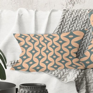 East Urban Home Pattern Design IV Lumbar Pillow