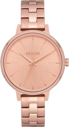 Nixon Women's Medium Kensington Bracelet Watch, 32mm