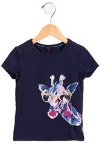 Paul Smith Girls' Printed Short Sleeve T-Shirt