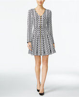 INC International Concepts Fit & Flare Sweater Dress, Only at Macy's