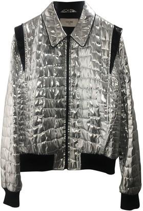 Celine Silver Python Jackets