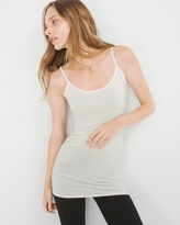 White House Black Market Long Lightweight Cami