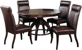 JCPenney Hillsdale House Nottingham Round 5-pc. Dining Table Set