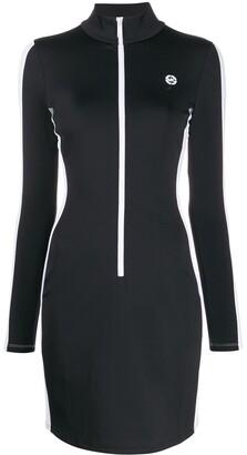 MICHAEL Michael Kors Zip-Up Mini Dress