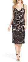 Bardot Women's Floral Lace Slipdress