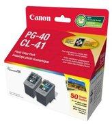 Canon Pg-40 & Cl-41 W. Gp-502 4x6 50sh Pk