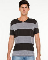 Le Château Stripe Cotton Blend T-shirt