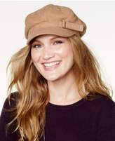 Nine West Buckled Newsboy Cap
