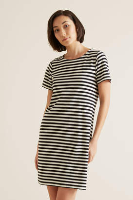 Seed Heritage Stripe Pique Dress
