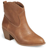Style And Co. Western Ankle Boots