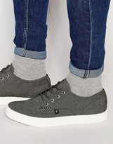Farah Canvas Sneakers