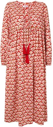 Bambah Concha Kaftan Midi Dress
