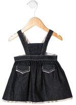 Burberry Girls' Denim Dress