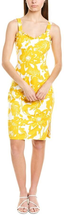 Thumbnail for your product : trina Trina Turk Trina By Trina Turk Zile Midi Dress