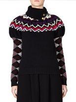 Loewe Buttoned Turtleneck Sweater