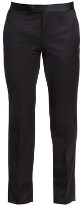 Saks Fifth Avenue MODERN Wool Tuxedo Trousers