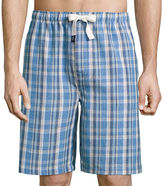Izod Chambray Pajama Shorts-Big