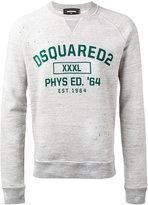 DSQUARED2 Phys ed '64 sweatshirt